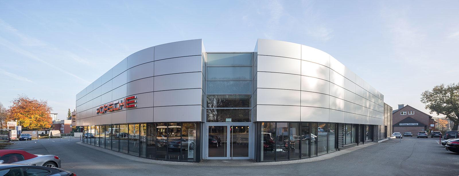Porsche Centre Münster